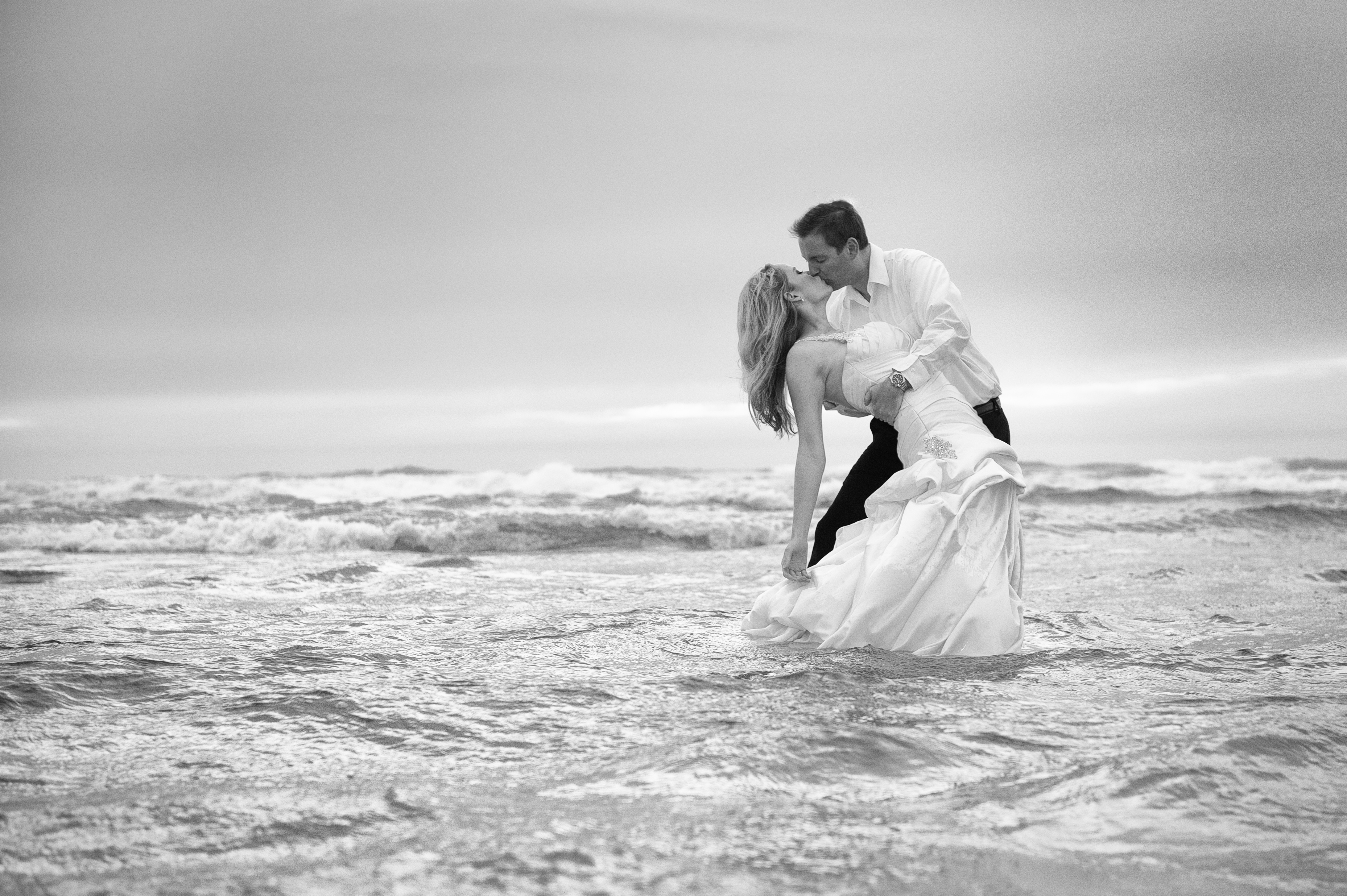 Trash the dress | Oregon Coast | Maui