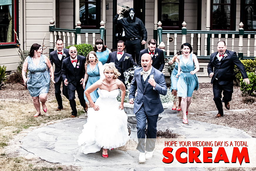 Scream Wedding Spring Hill Estate Petaluma,CA -29