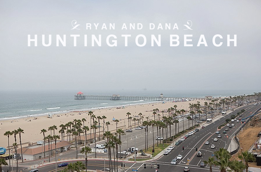 Huntington Beach Wedding PM
