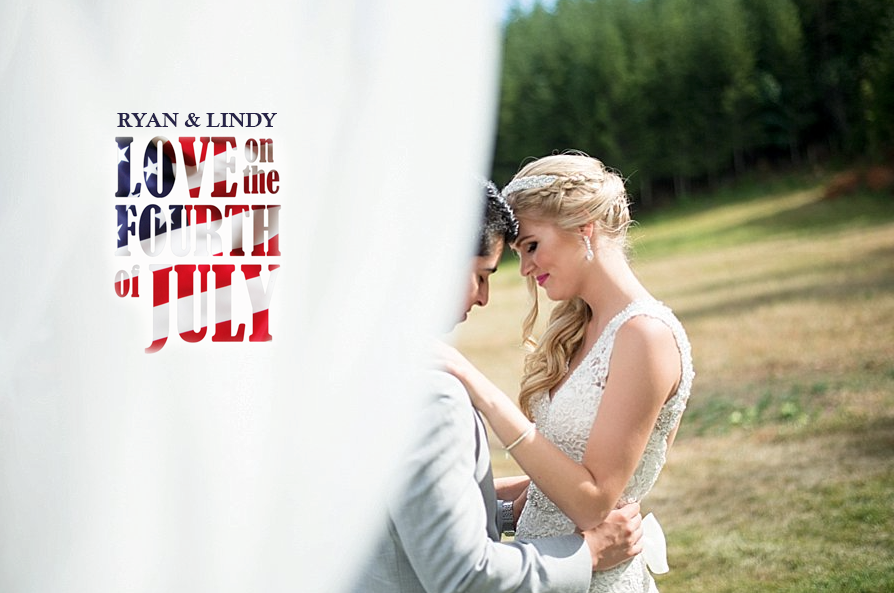 4th of July Country Wedding