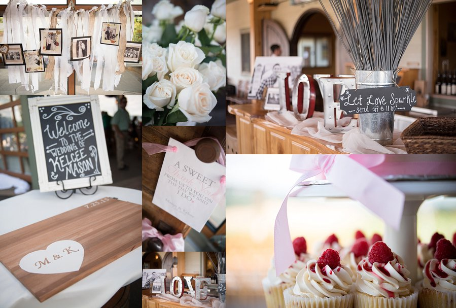 Brandy creek winery wedding