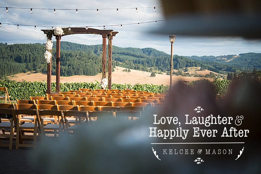 Sweet Cheeks Winery Wedding Photos