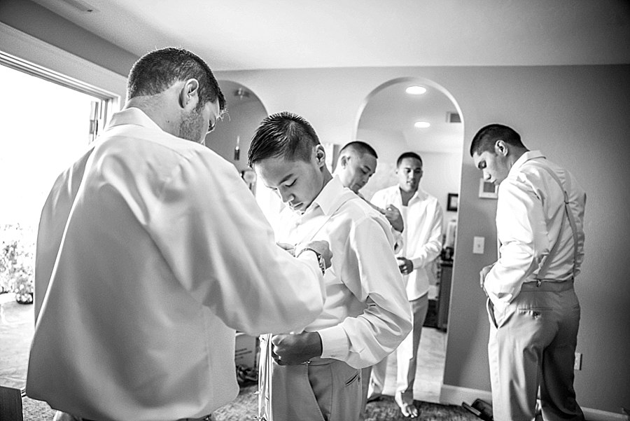 Mount Pisgah Arboretum Wedding with Nellie & Keoki