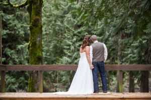 Sheri and Charles Wedding at Ceadarville Lodge
