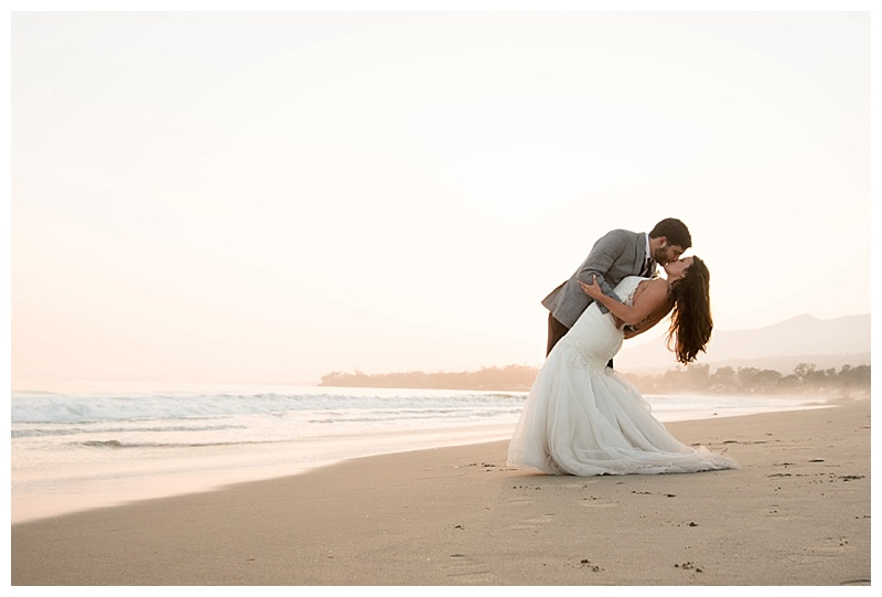 Dani and Alex Santa Barbara Destination Wedding