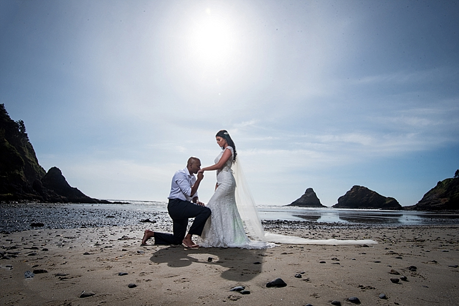 Beautiful Oregon Ocean Wedding Photos_0090