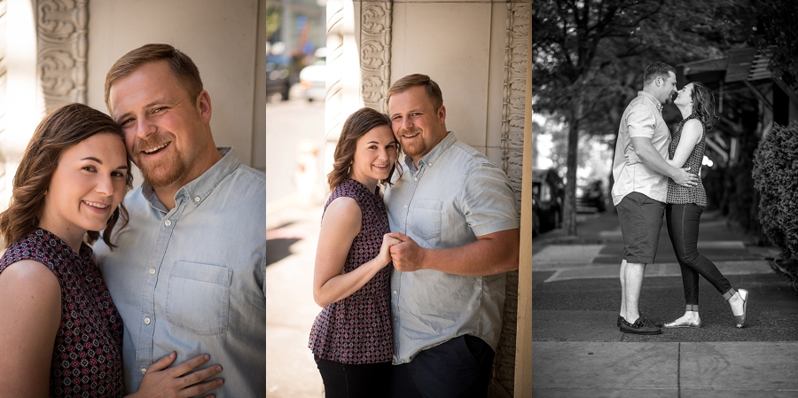 PORTLAND LIBRARY ENGAGEMENT SESSION Photos_0100