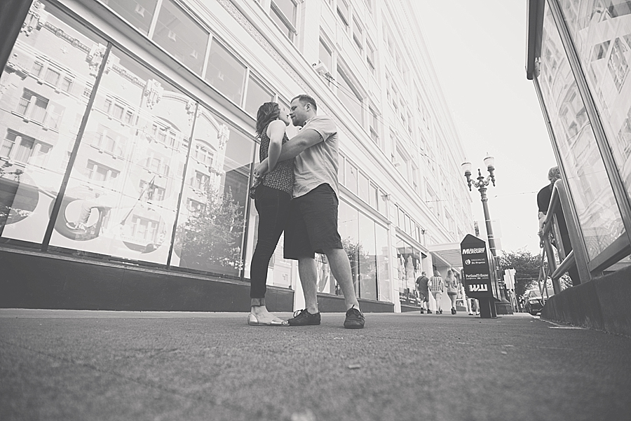 PORTLAND LIBRARY ENGAGEMENT SESSION Photos_0107