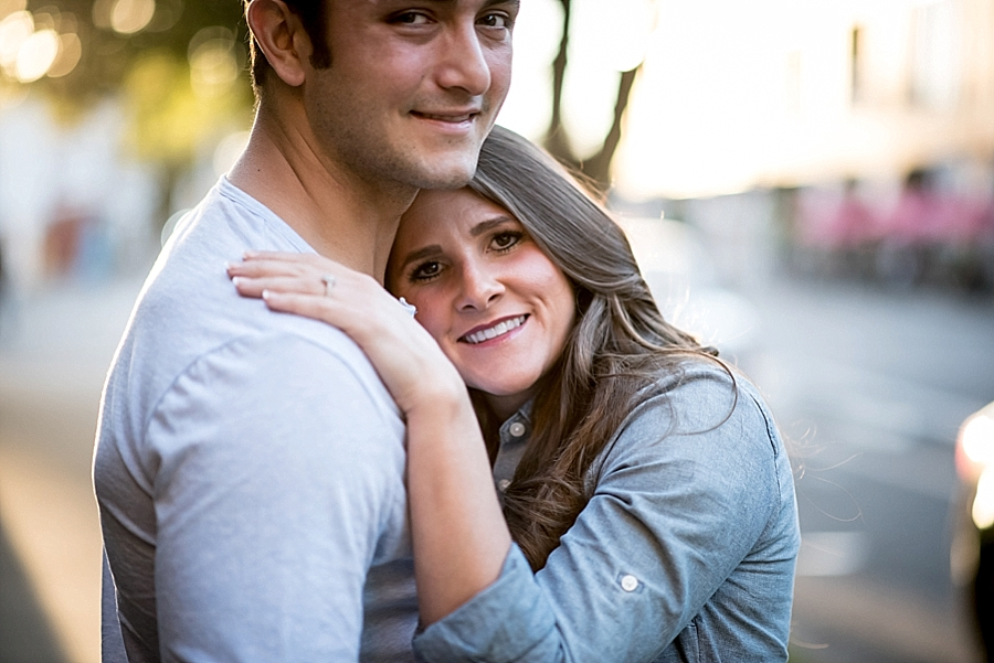 Carlynn and Joel's Fall Eugene Engagement photography