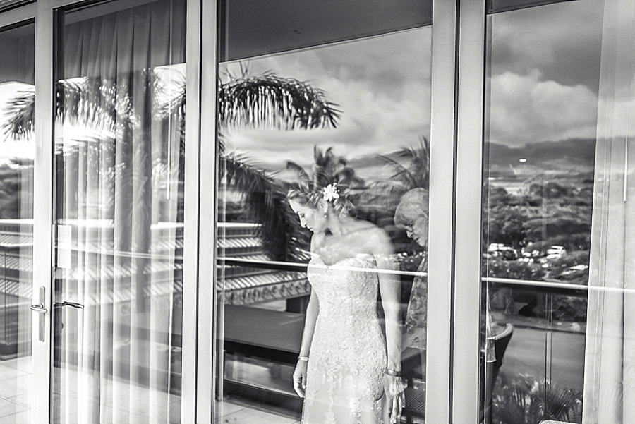 Wedding at Hokulani Dukes Beach House in Maui Hawaii with Dayna & Adam