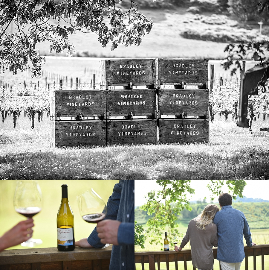 Engagement Session at Bradley Vineyards